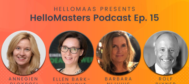 Podcast HelloMaaS over diversiteit