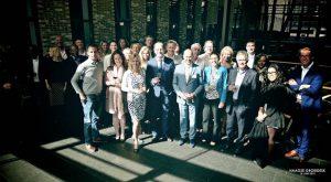 Groepsfoto kick-off Haagse Groeides