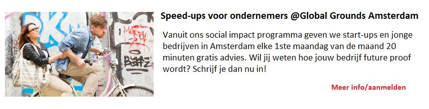 Speed-ups Amsterdam