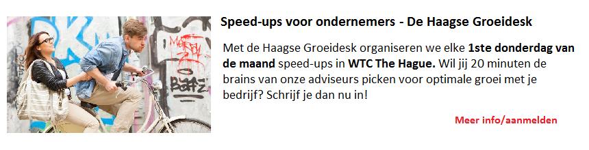 Speed-ups Den Haag