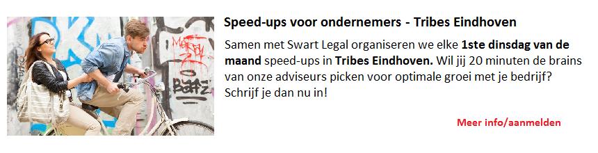Speed-ups Einhoven maart 2016