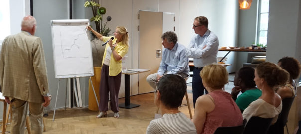 CVVO lecture - speaker Annegien Blokpoel