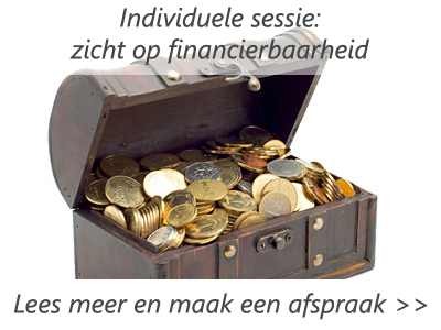Individuele sessie Financierbaarheid.