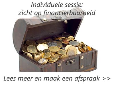 Individuele sessie Financierbaarheid.