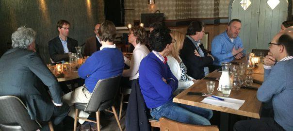 Inspiratielunch Haagse Business Club