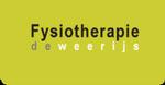 logo fysiotherapie de weerijs